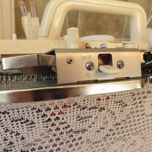 Mezgimo mašinos priedai ir detalės